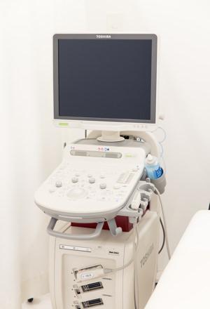 超音波検査機器(エコー)